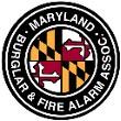 Burglar & Fire alarm association MD